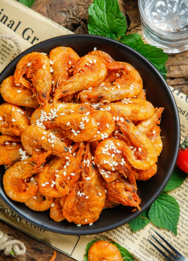 Salt and Pepper Shrimp 3