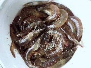 Salt and Pepper Shrimp step 2