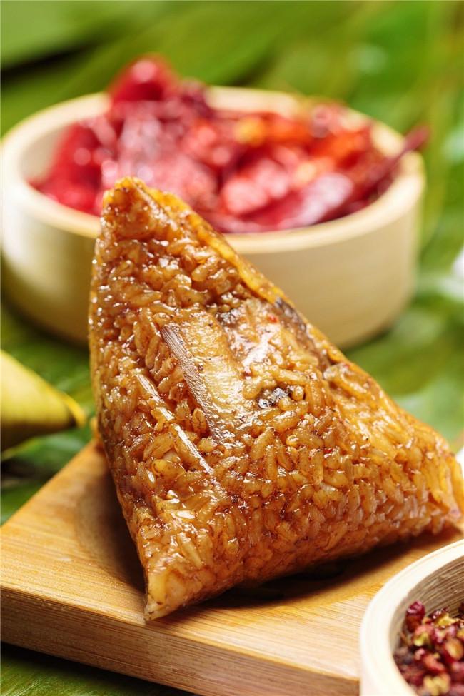 Zongzi (Chinese Sticky Rice)