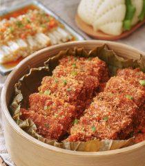 Steamed Pork With Rice Flour (Fengzhengrou)