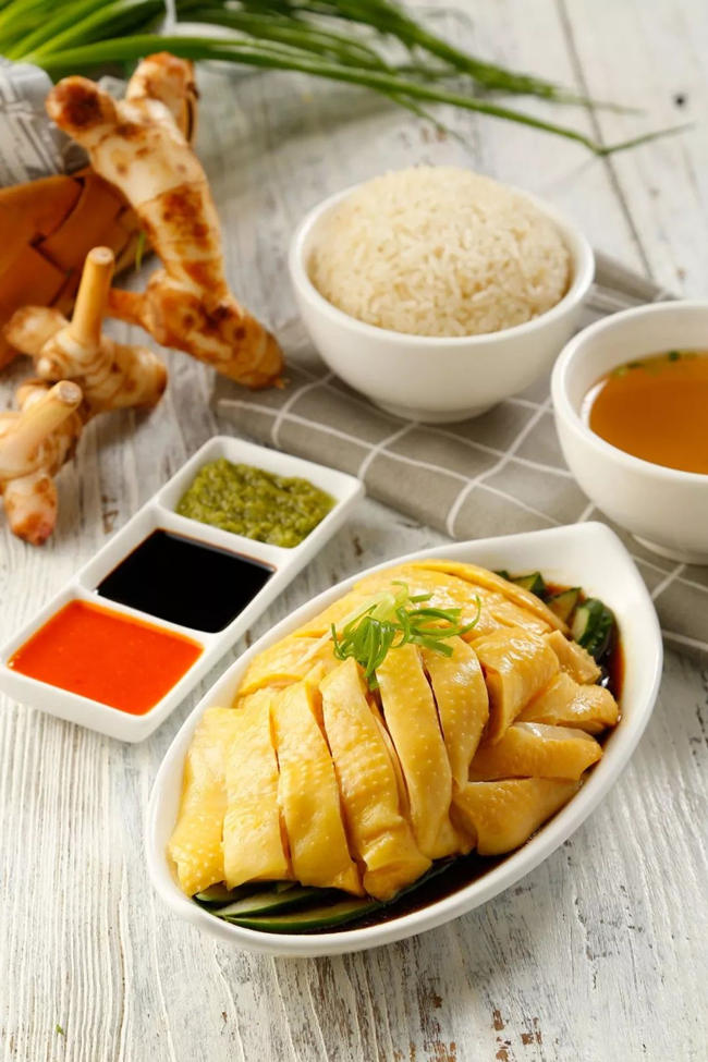 Hainanese Chicken Rice Easy Chinese Recipes